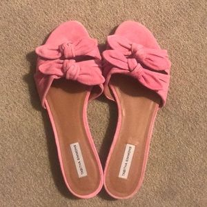 Tabitha Simmons Cleo Suede Sandals 37
